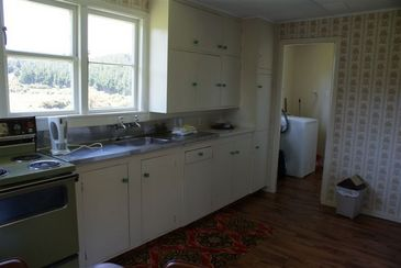 Kitchen and Laundry Facilities